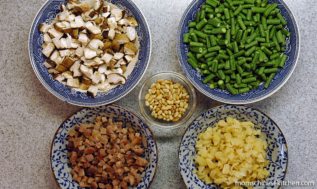 long-bean-ingredients